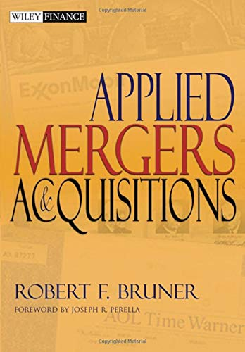 9780471395058: Applied Mergers and Acquisitions