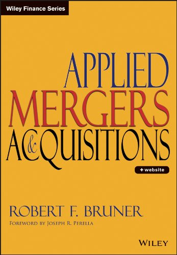 9780471395065: Applied Mergers and Acquisitions (Wiley Finance)