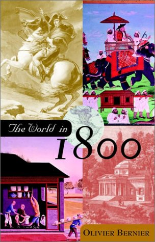 9780471395218: The World in 1800