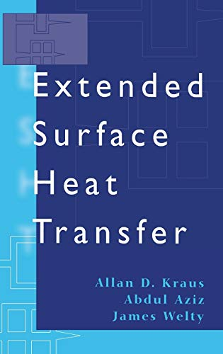 9780471395508: Extended Surface Heat Transfer