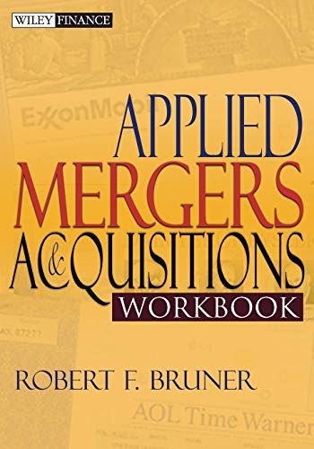 9780471395850: Applied Mergers and Acquisitions Workbook