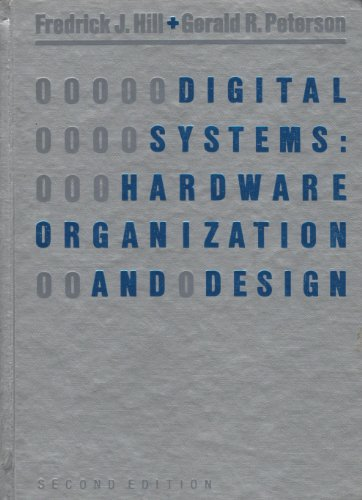 9780471396086: Digital Systems: Hardware Organization and Design