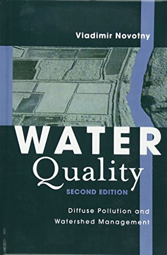 9780471396338: Water Quality: Diffuse Pollution and Watershed Management (Civil Engineering)