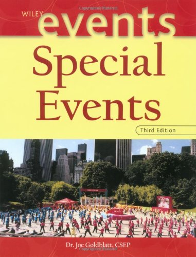 9780471396871: Special Events: Twenty-First Century Global Event Management (The Wiley Event Management Series)