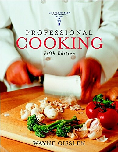 9780471397113: Professional Cooking, College (With CD-ROM)