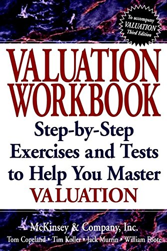 9780471397519: Valuation Workbook: Step-By-Step Exercises and Tests to Help You Master Valuation