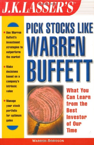 9780471397748: J.K. Lasser's Pick Stocks Like Warren Buffett