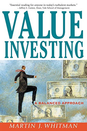 9780471398103: Value Investing: A Balanced Approach (Frontiers in Finance Series)
