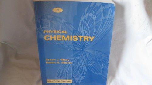 9780471398325: Physical Chemistry