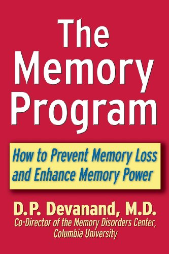 9780471398332: The Memory Program: How to Prevent Memory Loss and Enhance Memory Power