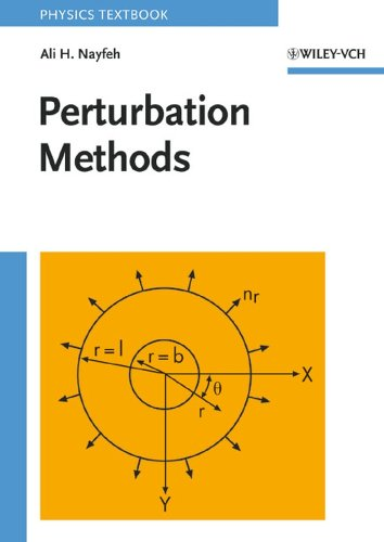 9780471399179: Perturbation Methods (Wiley Classics Library)