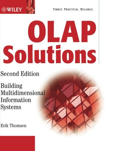 9780471400301: OLAP Solutions: Building Multidimensional Information Systems