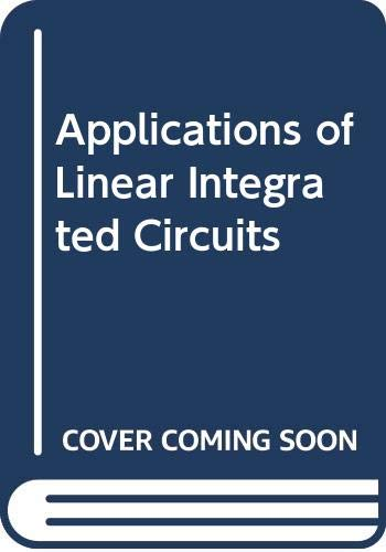 9780471401117: Applications of Linear Integrated Circuits