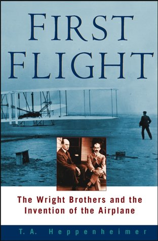 9780471401247: First Flight: The Wright Brothers and the Invention of the Airplane