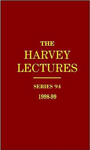 The Harvey Lectures Series 94, 1998-1999: Mark M. Davis