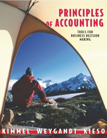 Principles of Accounting, with Annual Report: Paul D. Kimmel,