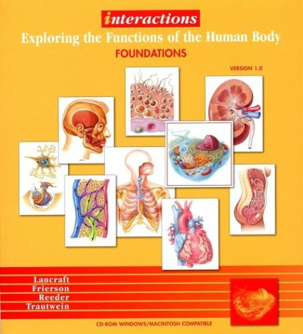 9780471401629: Interactions: Exploring the Functions of the Human Body , Foundations