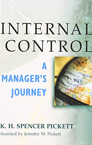 9780471402503: Internal Control: A Manager's Journey