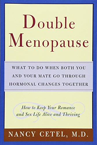 9780471402626: Double Menopause: What to Do When Both You and Your Mate Go Through Hormonal Changes Together