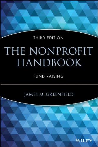 9780471403043: The Nonprofit Handbook: Fund Raising (AFP/Wiley Fund Development Series)