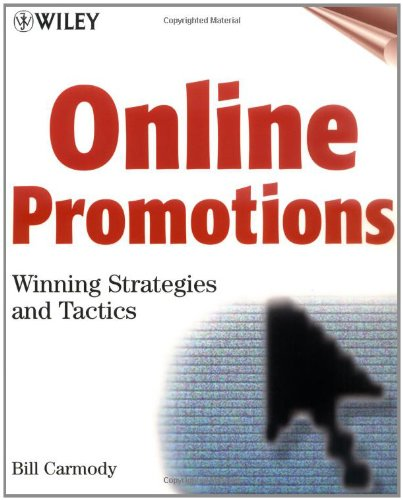 9780471403982: Online Promotions: Winning Strategies and Tactics