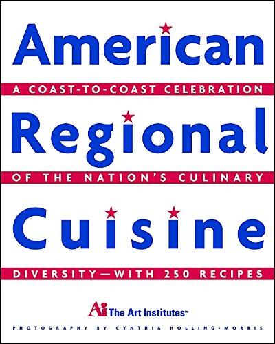 9780471405443: American Regional Cuisine
