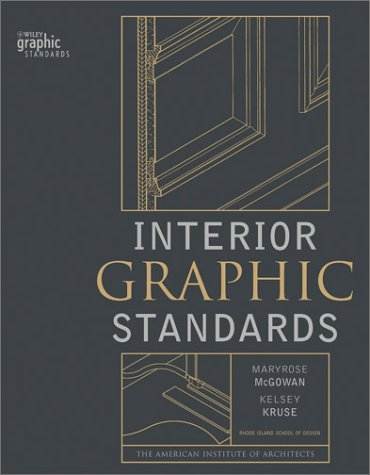 9780471405689: Interior Graphic Standards