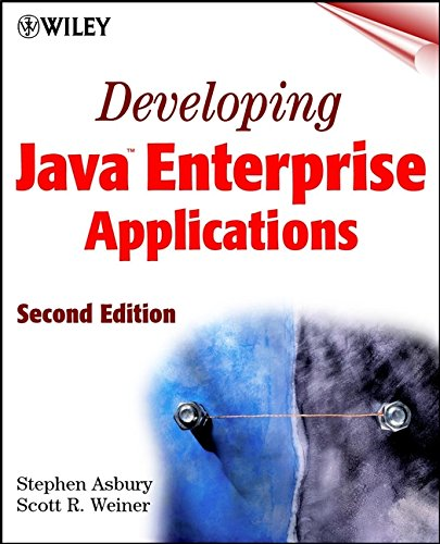 9780471405931: Developing Java Enterprise Applications, 2nd Edition