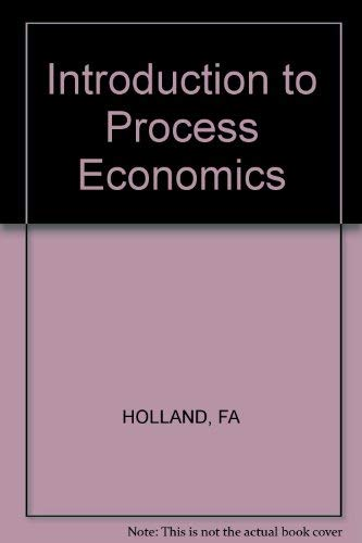 9780471406136: Introduction to Process Economics