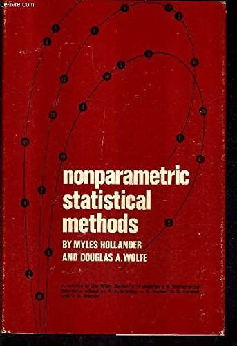 Nonparametric Statistical Methods (Wiley Series in Probability and Mathematical Statistics)