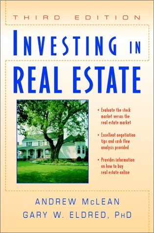 9780471406587: Investing in Real Estate