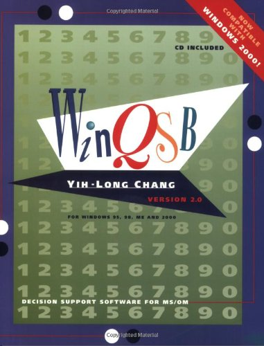 9780471406723: WinQSB
