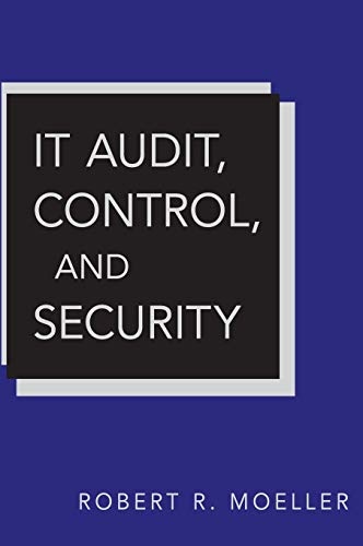 9780471406761: IT Audit, Control, and Security