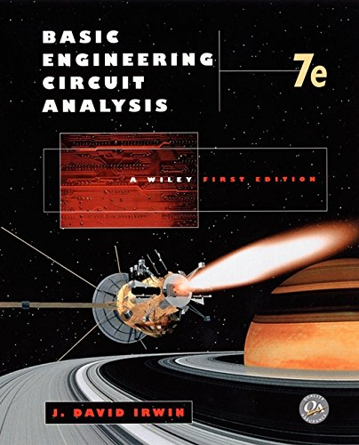 9780471407409: Basic Engineering Circuit Analysis, 7th Edition