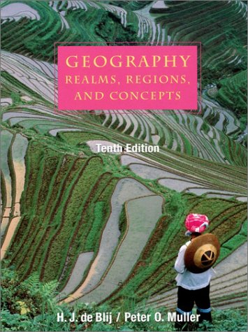 9780471407751: Geography: Realms, Regions and Concepts, 10th Edition