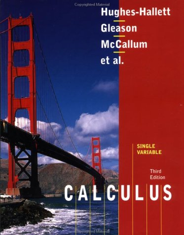 9780471408260: Calculus, Single Variable
