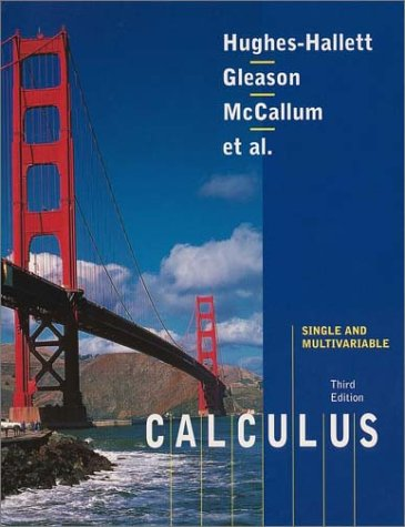 9780471408277: Calculus: Single and Multivariable