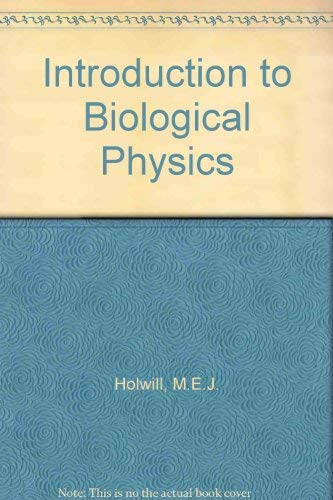 9780471408642: Introduction to Biological Physics