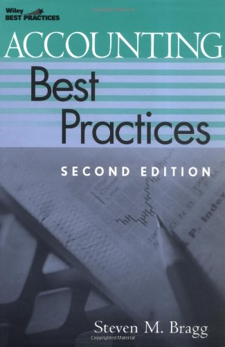 9780471409144: Accounting Best Practices