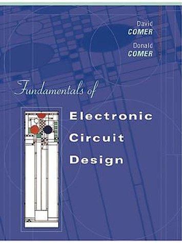 9780471410164: Fundamentals of Electronic Circuit Design