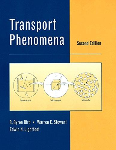 9780471410775: Transport Phenomena, 2nd Edition