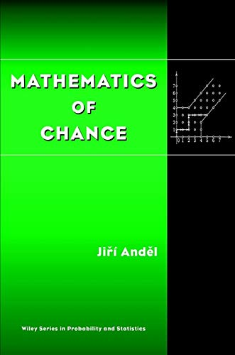 9780471410898: Mathematics of Chance