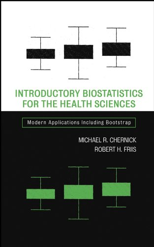 9780471411376: Biostatistics: Modern Applications Including Bootstrap (Wiley Series in Probability and Statistics)