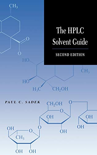 9780471411383: The HPLC Solvent Guide