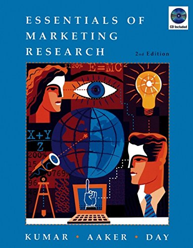 9780471412359: Essentials of Marketing Research, 2nd Edition