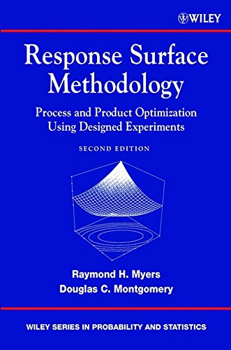 9780471412557: Response Surface Methodology: Process and Product Optimization Using Designed Experiments (Wiley Series in Probability and Statistics)