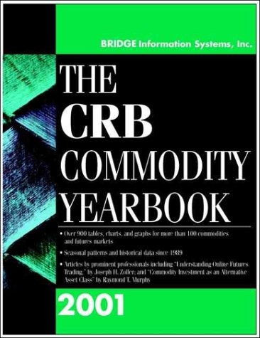 9780471412670: The CRB Commodity Yearbook 2001