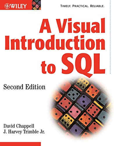 9780471412762: A Visual Introduction to SQL