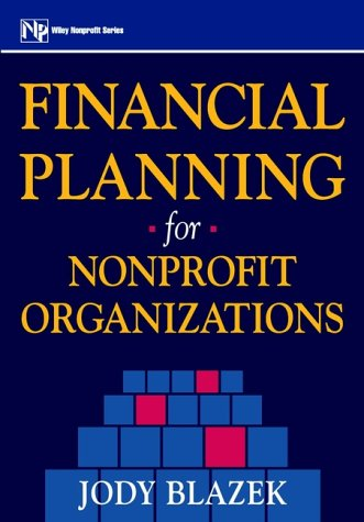 9780471412854: Financial Planning for Nonprofit Organizations