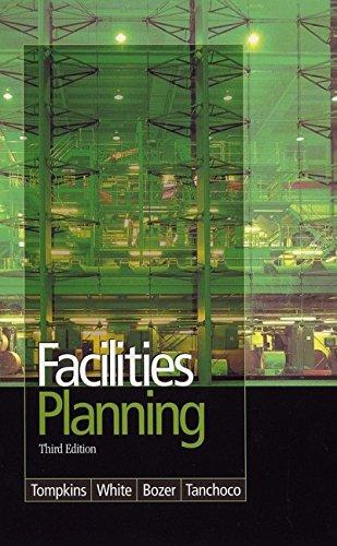 Facilities Planning: Tompkins, James A.